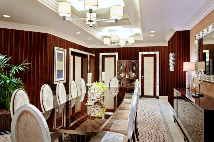Suite Royale - Salle à manger