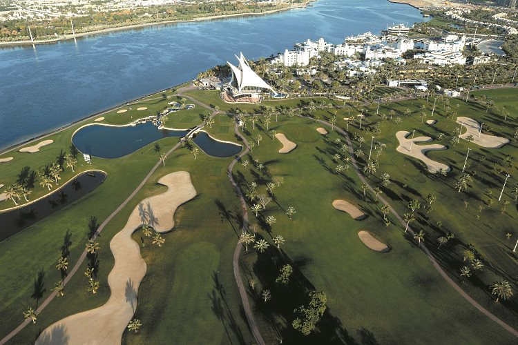 Dubaï Creek Golf