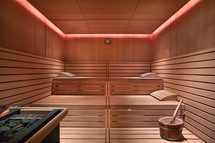 Spa Ahasees - Sauna