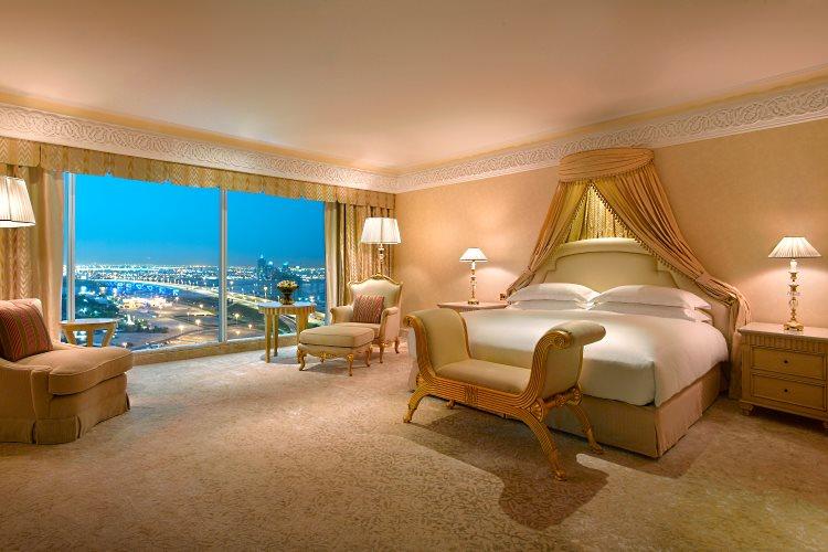 Grand Hyatt Dubai Hotel 5 Du Quartier De Bur Dubai A Dubai