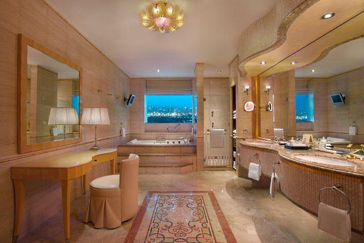 Suite Royale - Salle de bains