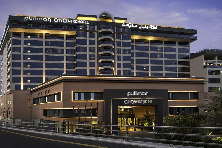 Pullman Dubaï Creek City Centre