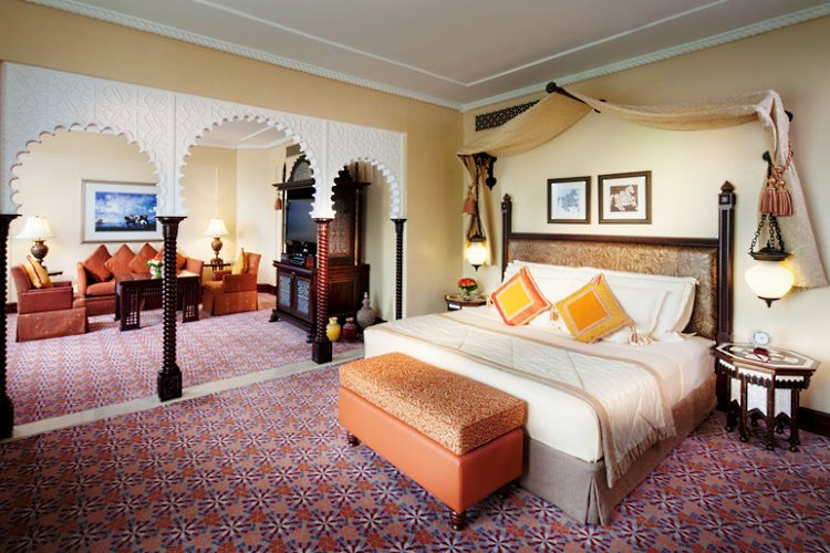 Al Qasr - Junior Arabian Suite