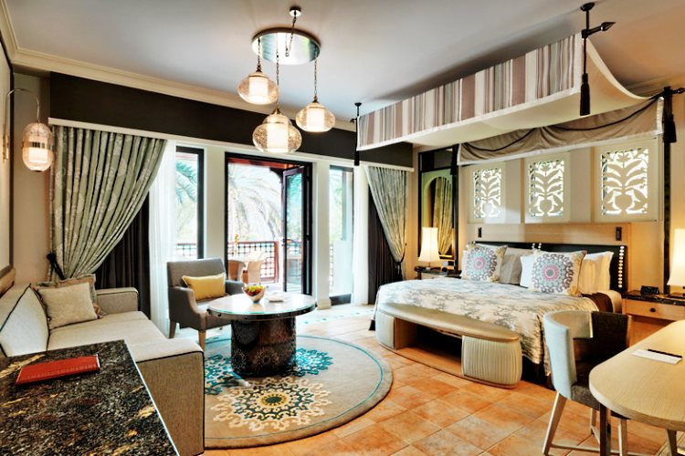 Jumeirah Dar Al Masyaf - Gulf Summerhouse - Chambre Ocean Deluxe
