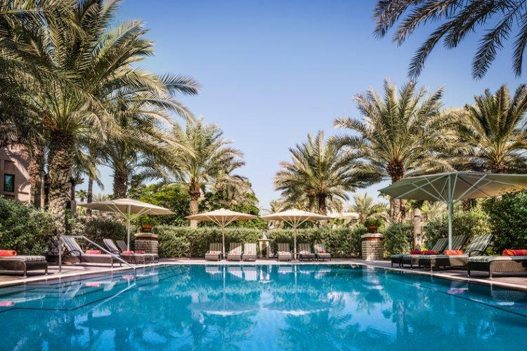 Jumeirah Dar Al Masyaf - Piscine privée Arabian Summerhouse