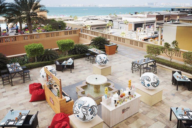 Sofitel Dubaï Jumeirah Beach - Brasserie A.O.C.
