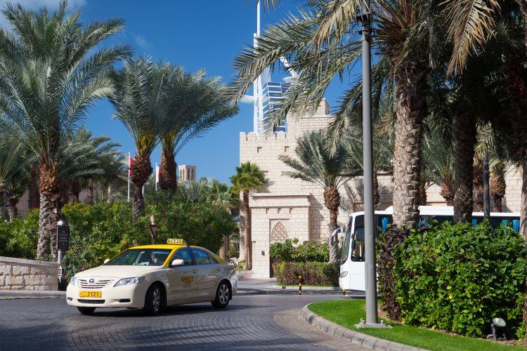 Taxi à Dubaï