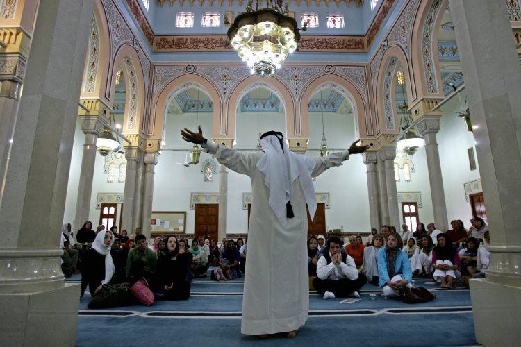 Conférence à la Mosquée de Jumeirah