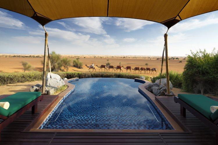Suite Bedouin - Piscine privée