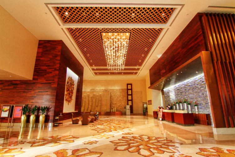 Al Ghurair Rayhaan - Lobby