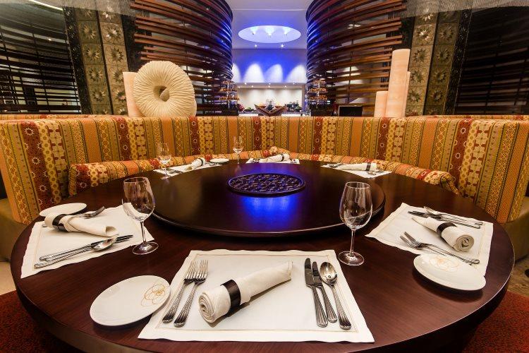 Al Ghurair Rayhaan - Restaurant Shayan