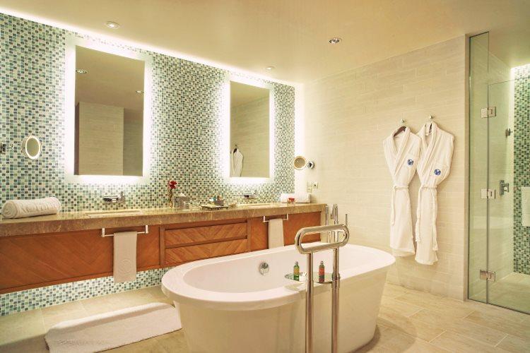 Al Ghurair Rayhaan - Suite Deluxe - Salle de bains