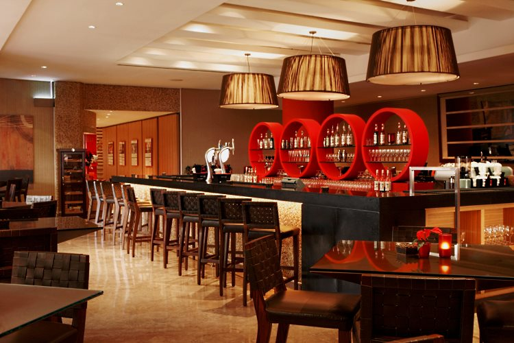 Amwaj Rotana - Restaurant Rosso