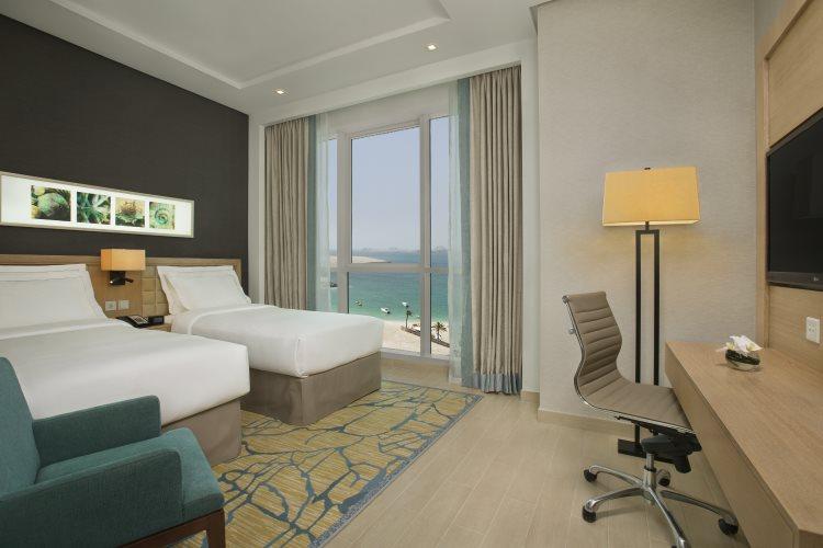 DoubleTree by Hilton Jumeirah Beach - Chambre Double