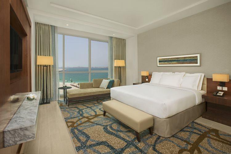 DoubleTree by Hilton Jumeirah Beach - Chambre