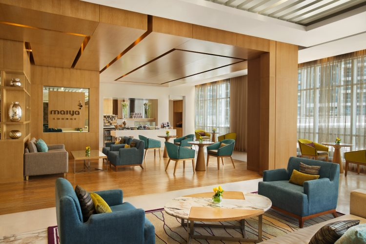DoubleTree by Hilton Jumeirah Beach - Maiya Lounge