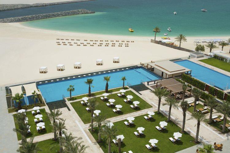 DoubleTree by Hilton Jumeirah Beach - Piscine et Plage