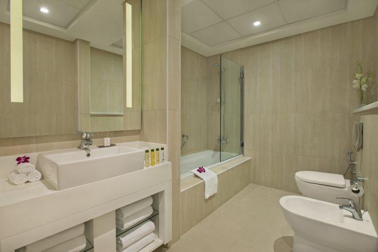 DoubleTree by Hilton Jumeirah Beach - Salle de bains