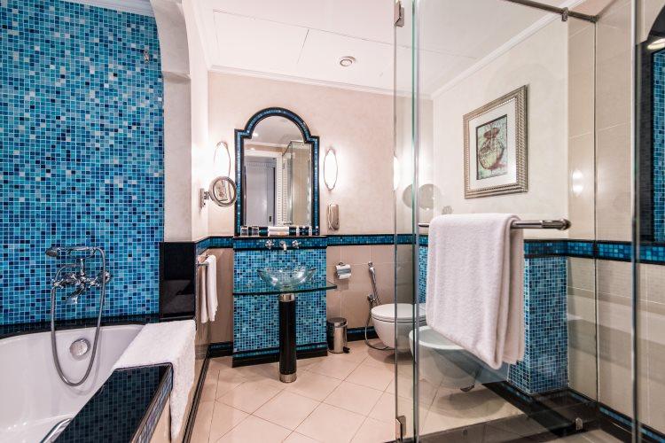 Habtoor Grand Resort - Chambre Club - Salle de bains