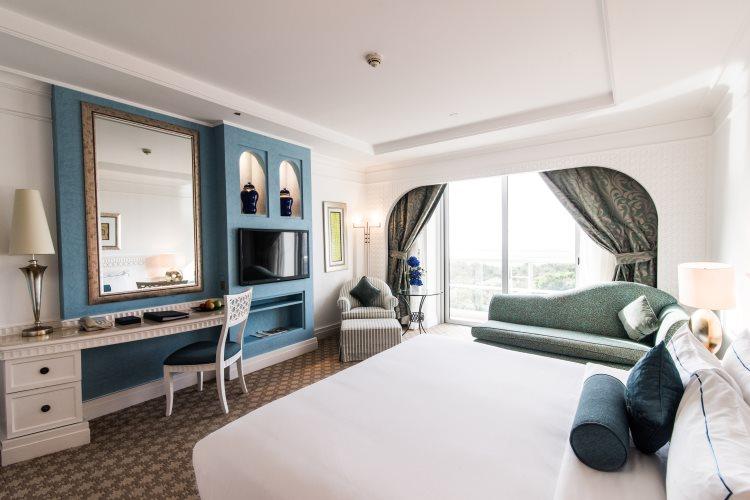 Habtoor Grand Resort - Chambre