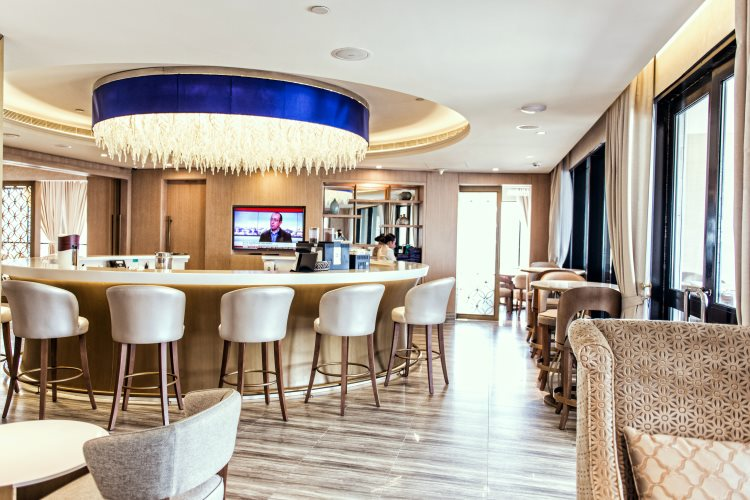 Habtoor Grand Resort - Club Lounge