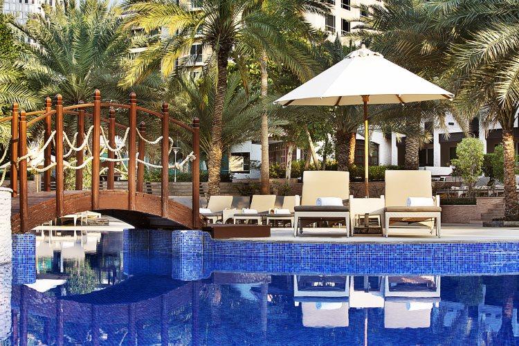 Habtoor Grand Resort - Piscine