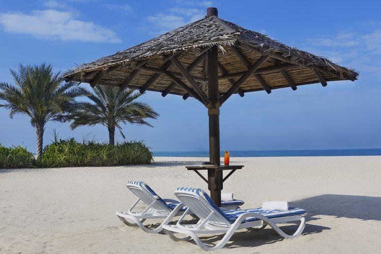 Habtoor Grand Resort - Plage privée