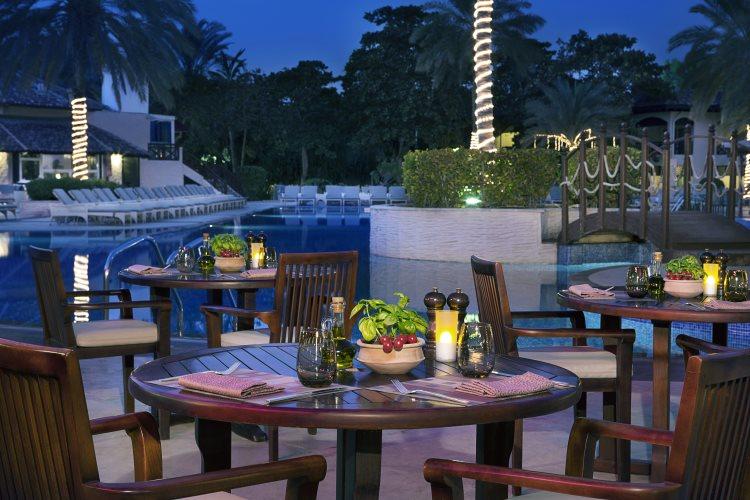 Habtoor Grand Resort - Restaurant Luciano's