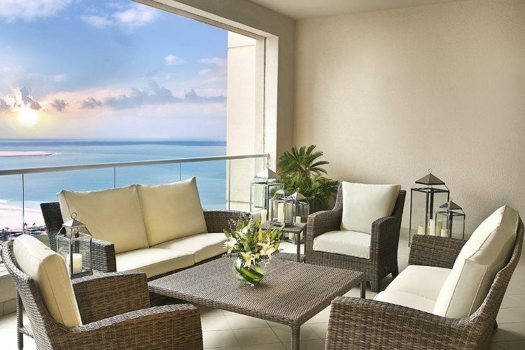 Habtoor Grand Resort - Suite Royale - Terrasse