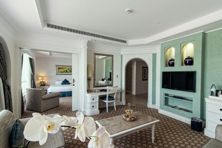 Habtoor Grand Resort - Suite - Salon