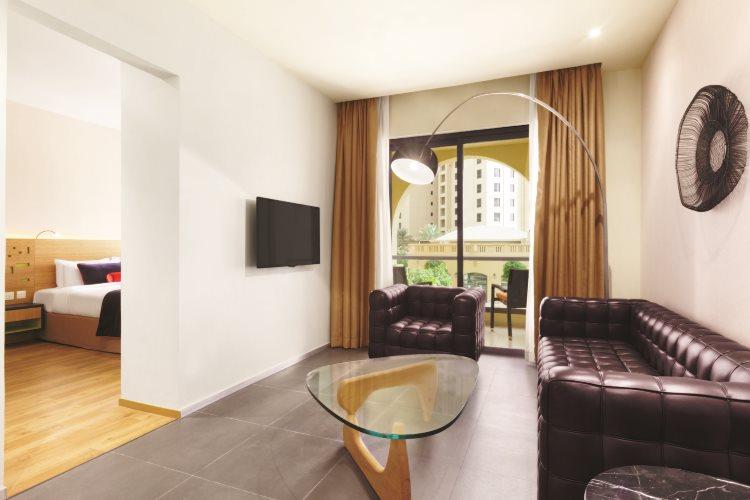 Hawthorn Suites by Wyndham Dubaï - Chambre Club Select