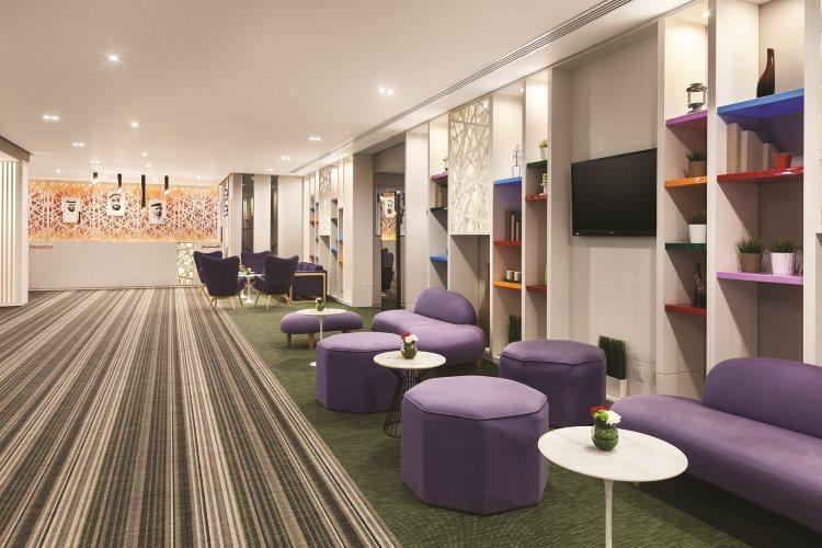 Hawthorn Suites by Wyndham Dubaï - Lobby