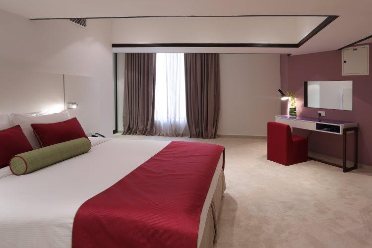 Hawthorn Suites by Wyndham Dubaï - Penthouse - Chambre