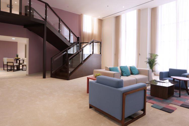 Hawthorn Suites by Wyndham Dubaï - Penthouse - Salon