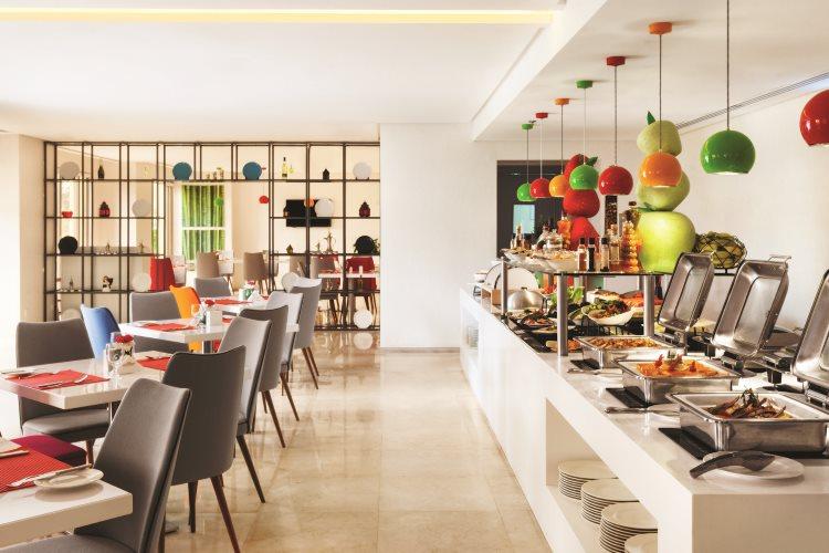 Hawthorn Suites by Wyndham Dubaï - Restaurant Flavours