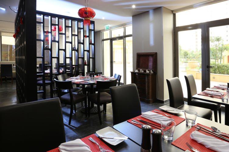 Hawthorn Suites by Wyndham Dubaï - Restaurant Pan Asia