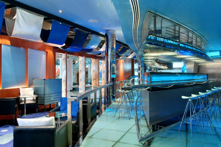 Hilton Dubaï Creek - Bar Issimo