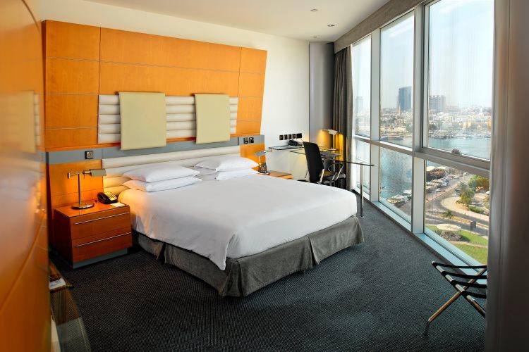 Hilton Dubaï Creek - Chambre Standard