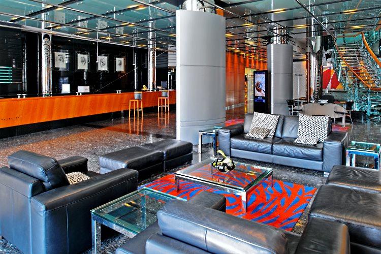 Hilton Dubaï Creek - Réception