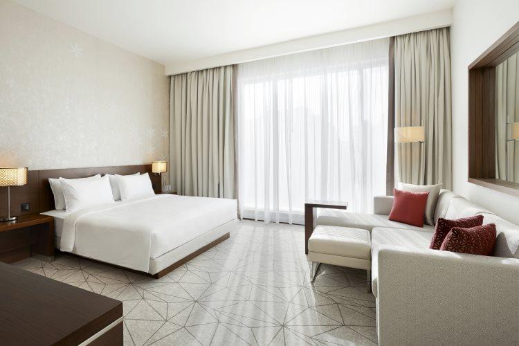 Hyatt Place Dubaï Al Rigga - Chambre Vue Piscine