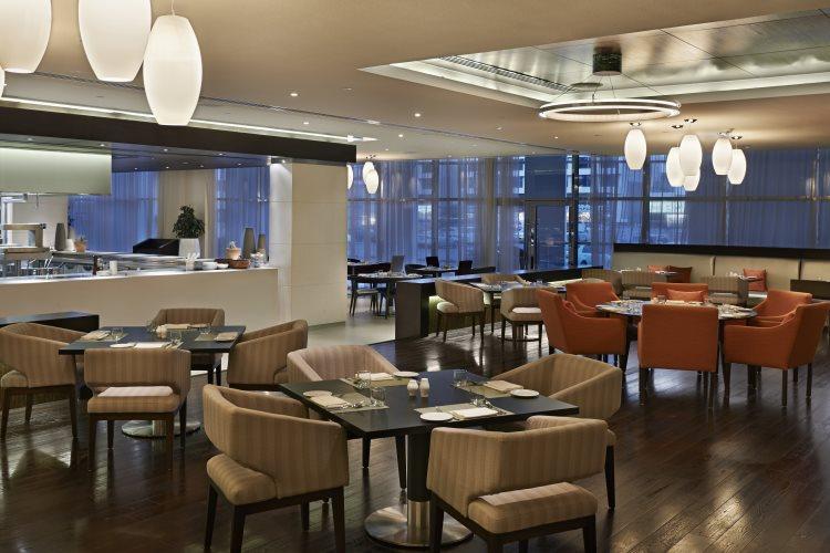 Hyatt Place Dubaï Al Rigga - Gallery Cafe