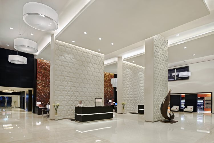 Hyatt Place Dubaï Al Rigga - Lobby