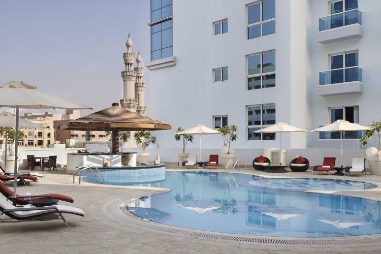 Hyatt Place Dubaï Al Rigga - Piscine