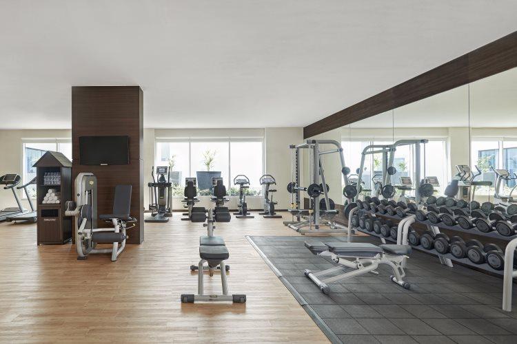 Hyatt Place Dubai Al Rigga - Salle de Fitness StayFit