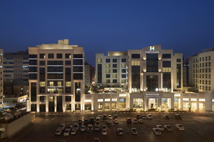 Hyatt Place Dubaï Al Rigga