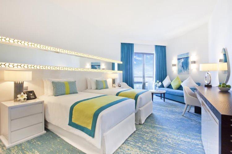 JA Ocean View Hôtel - Chambre Supérieure Vue mer