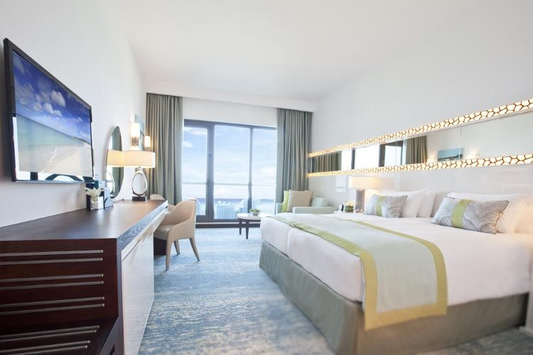 JA Ocean View Hôtel - Chambre vue mer