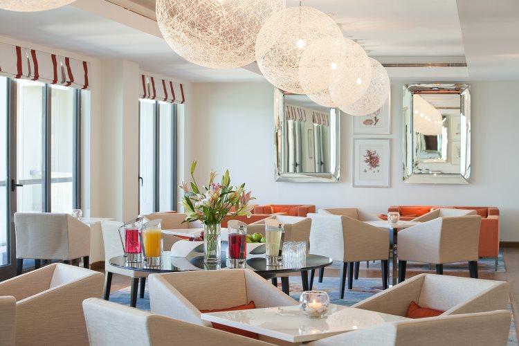 JA Ocean View Hôtel - Coral Lounge