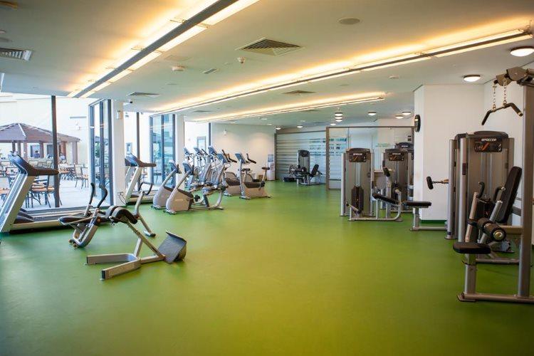 JA Ocean View Hôtel - Gym