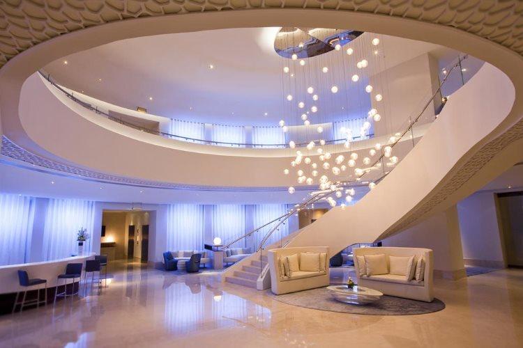 JA Ocean View Hôtel - Lobby
